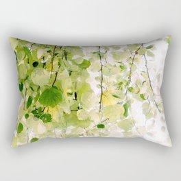 Eucalyptus Tree Rectangular Pillow