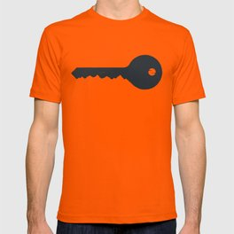 The key of the Mountain T-shirt