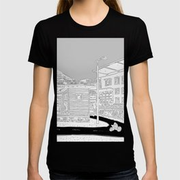 Craft Beer Market at Olympic Village Vancouver T-shirt