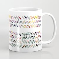 the strokes Mugs featuring others strokes by clemm
