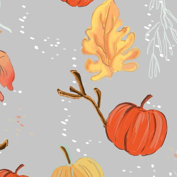 Fall Woodland Leggings