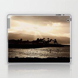 Haleiwa Storm Laptop & iPad Skin