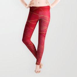 Wired Marble Leggings
