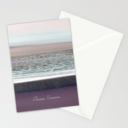 Ocean Dream II Stationery Cards