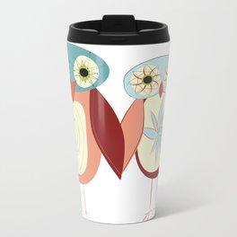 Owl Always Love You Metal Travel Mug