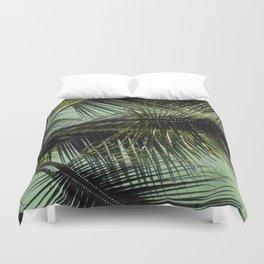Tropical summer breeze Duvet Cover