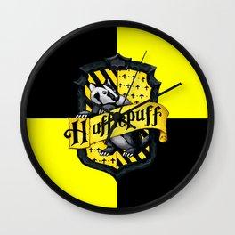HUFFLEPUFF POTTER Wall Clock