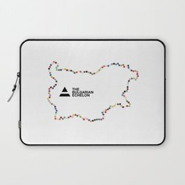 The Bulgarian Echelon (Colour) Laptop Sleeve