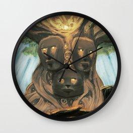 Tree of the Ancients Wall Clock