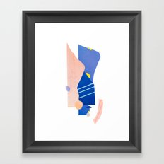 southwest 2 Framed Art Print