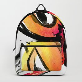 Butterfly Song No. 28 by Kathy Morton Stanion Backpack