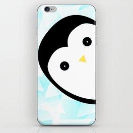 Baby penguin iPhone Skin