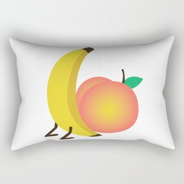 Food Porn Rectangular Pillow