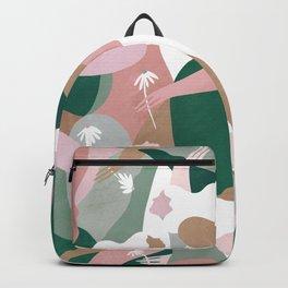Depiction Of Self Love (emerald) Backpack