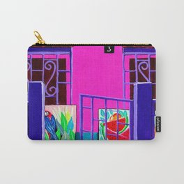 Exotic Artist House Glimpse  Carry-All Pouch