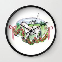 Silly Pony Wall Clock