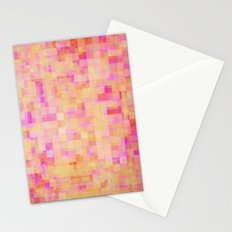 Happy Pixels Stationery Cards