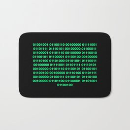 Binary – Get Laid Bath Mat