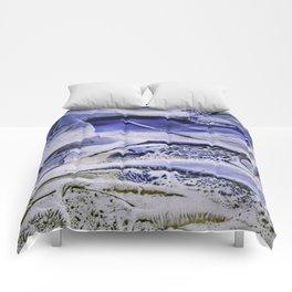Melting Glacier Comforters