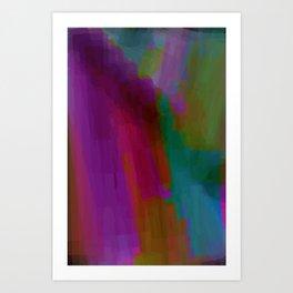 Glass#1 Art Print