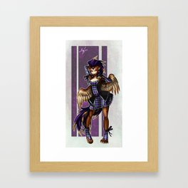 Mardi Aubrin Framed Art Print