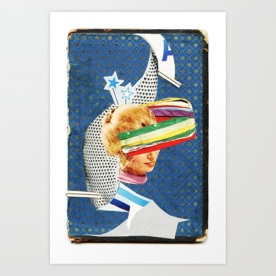 dream/A Art Print