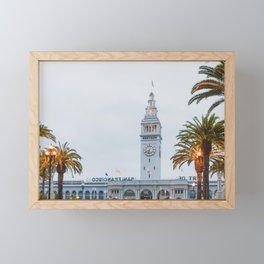 Port of San Francisco Framed Mini Art Print