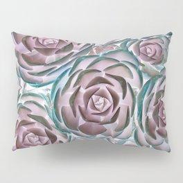 Succulent Succulents Pillow Sham