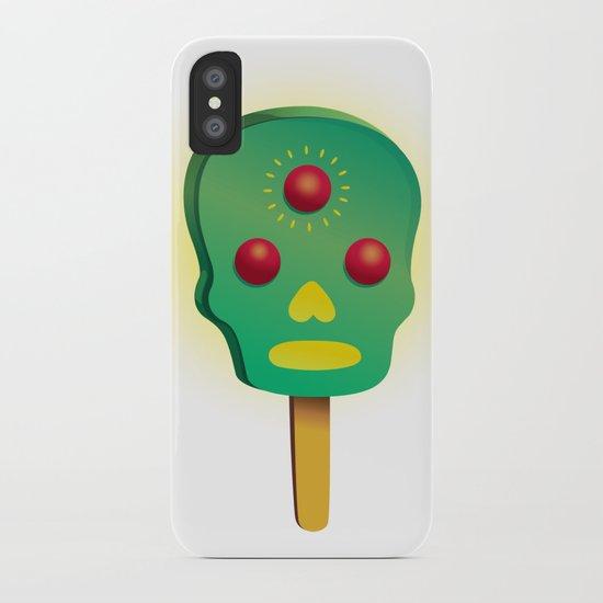 3rd ice cream iPhone Case