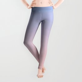 Rose Quartz & Serenity Crystalized Ombre Leggings