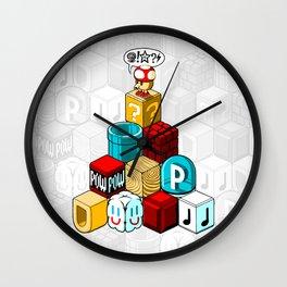 Q*BISM Wall Clock