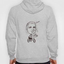 caricature Candice s Hoody