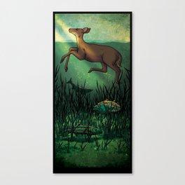 Lost River Canvas Print