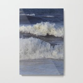 virginia beach ocean 4 Metal Print