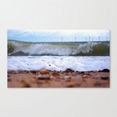 {Tidal} Canvas Print