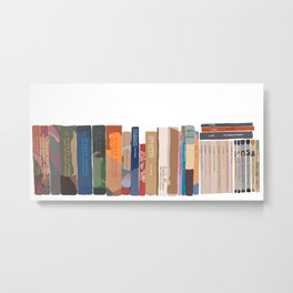 kids books Metal Print