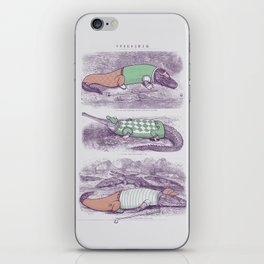 Golf Buddies iPhone Skin
