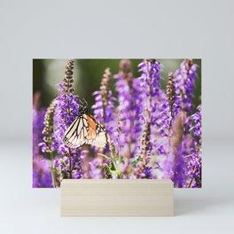 Monarch Butterfly 3 Mini Art Print