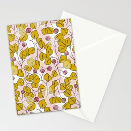 energetic berries Stationery Cards