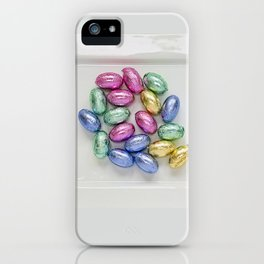 Easter Plate III iPhone Case