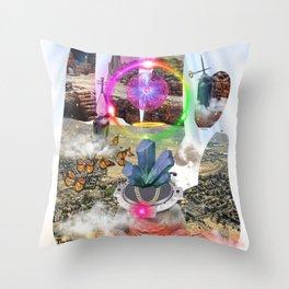 Sadahtay_QFO Throw Pillow