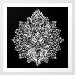 Lust Garden I Art Print