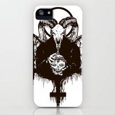 Satan iPhone (5, 5s) Slim Case