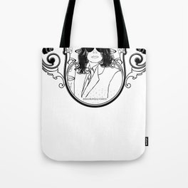 THE KING OF POP Tote Bag