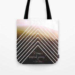 Perpetual Journey Tote Bag