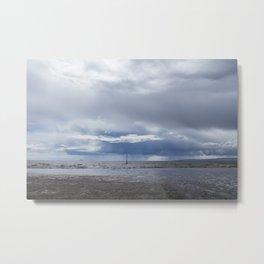 Scotland West Coast Metal Print
