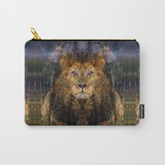 Pacific Lion Carry-All Pouch