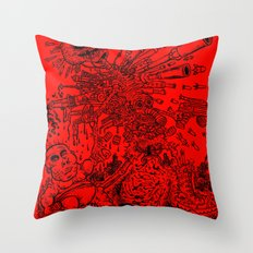 Future Generations Throw Pillow