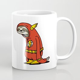 Funny Sloth Shirt The Flash The Neutral Coffee Mug