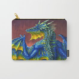 Horned Dragon Carry-All Pouch